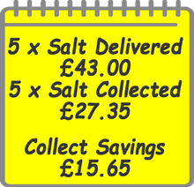 collection discounts on salt