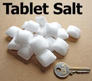 loose tablet salt